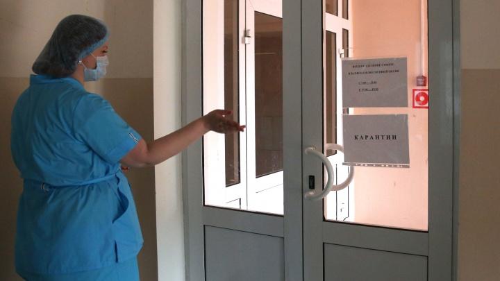 В Башкирии внебольничной пневмонией за сутки заразились вдвое больше, чем коронавирусом