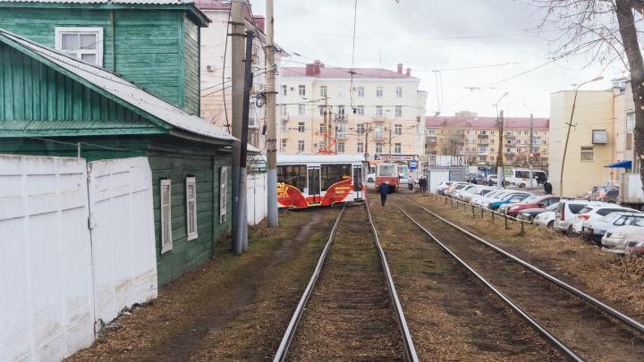 Спрашивали — отвечаем: почему новые трамваи ездят только по одному маршруту
