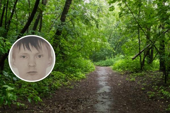 Тело молодого человека нашли в лесу