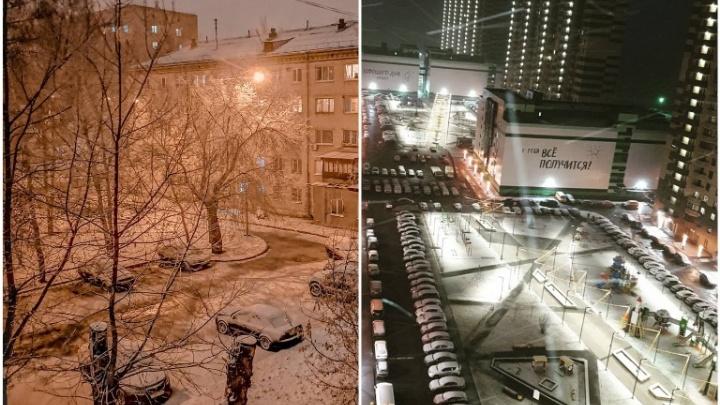 Опять зима? Любуемся снежными фотографиями тюменцев из соцсетей