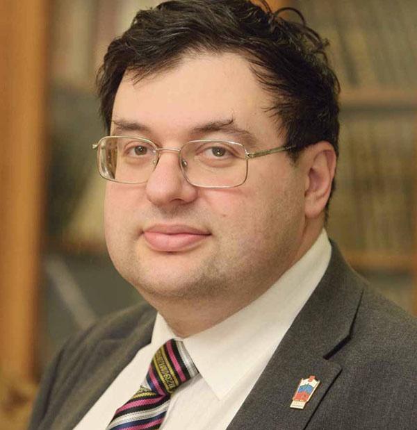 Максим ЯковлевичПратусевич