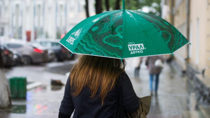 Это Урал! На смену жаре в выходные придет град и сильный ветер