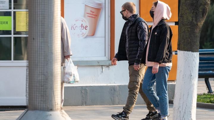 Коронавирус в Ростове: итоги дня, 18 апреля