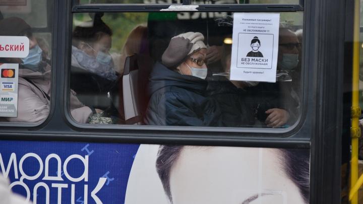 С 5 ноября временно изменится маршрут автобуса № 7 в Архангельске
