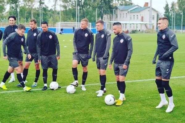 Команда долго тренировалась и накануне узнала об отмене матча