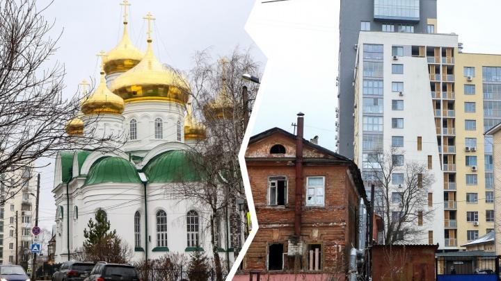 История одной улицы: гуляем по тихой и неспешной улице Сергиевской