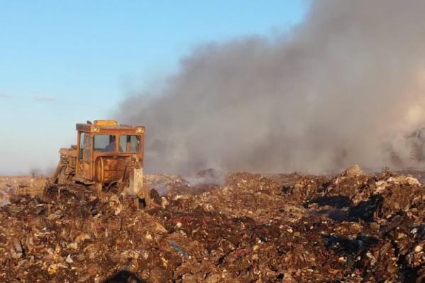 Компания «Полигон», которая до сих пор принимает мусор на Надеждинской свалке, проиграла судебный процесс. Теперь слово за следователями: уголовное дело уже возбуждено