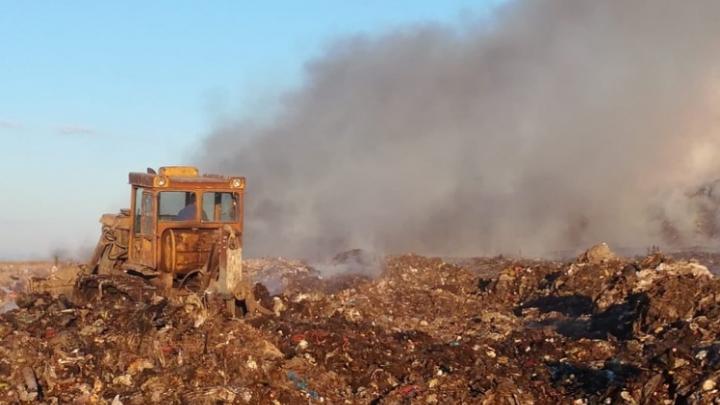 Суд одобрил закрытие Надеждинского мусорного полигона