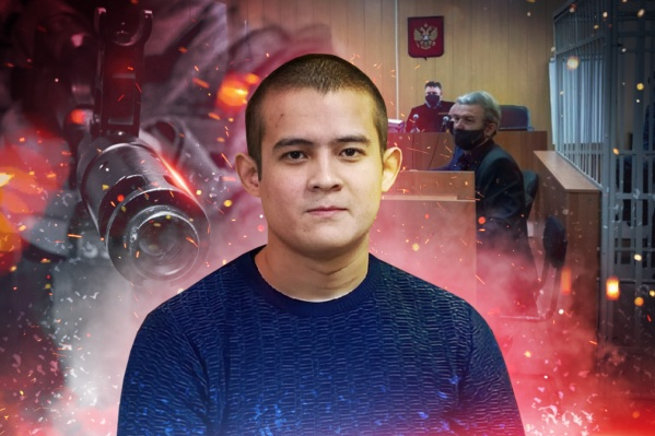 Рамиль Шамсутдинов обвиняется в убийстве и покушении на убийство военнослужащих
