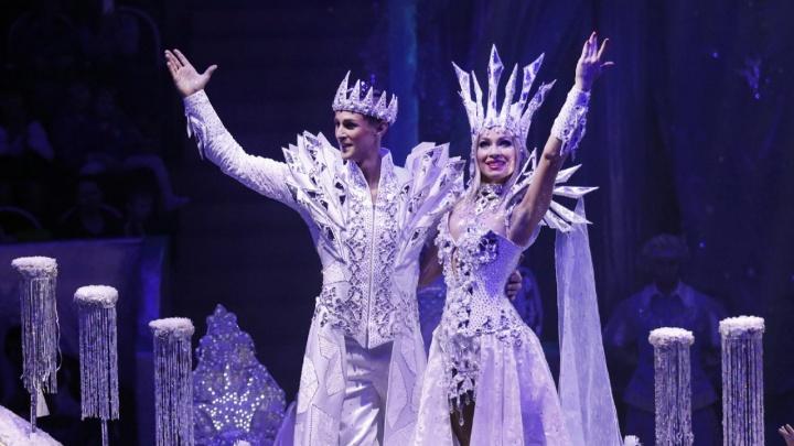 Первые после самоизоляции: «Королевский цирк Гии Эрадзе» представит новогоднее шоу в Самаре