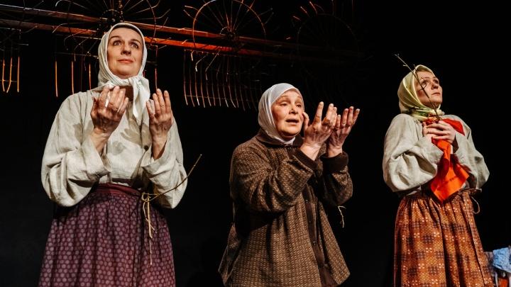Драмтеатр Архангельска сыграет премьеру в пустом зале. Спектакль по Абрамову покажут зрителям онлайн
