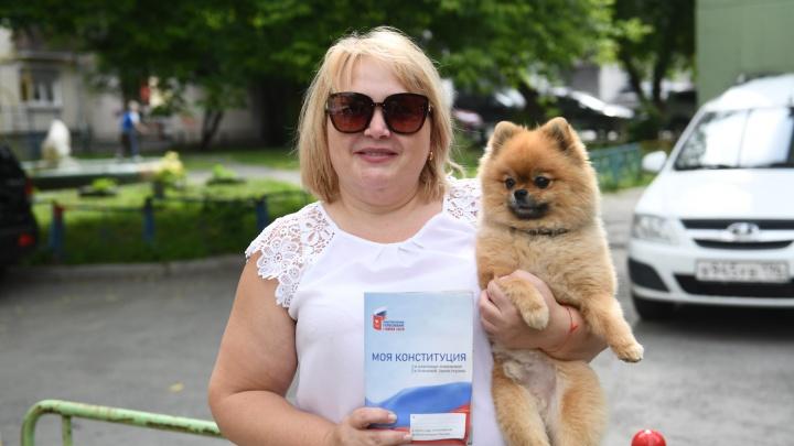 Как голосовали в Кирове: фоторепортаж с избирательных участков