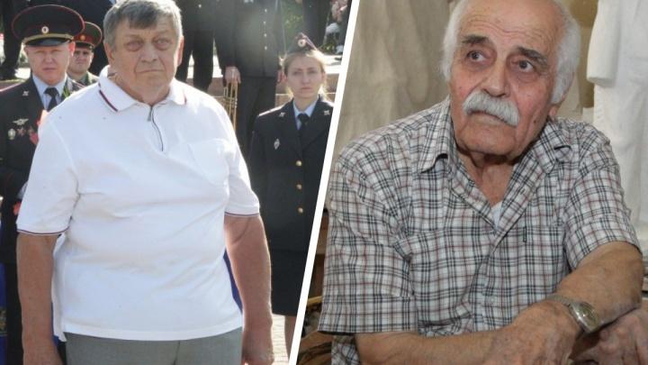 Бывший главный полицейский и известный скульптор получили звания Почётных граждан Челябинска