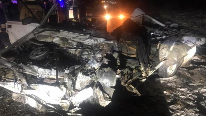 На «трассе смерти» водитель без прав устроил ДТП с двумя погибшими