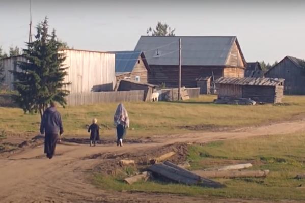 Поселок Сандакчес насчитывает более 350 жителей, но качественных дорог к нему нет