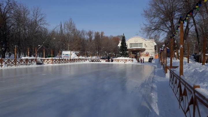 Список катков: рассказываем, где покататься на коньках в Самаре