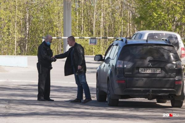 С 6 июня въезд и выезд в Северодвинск закроют