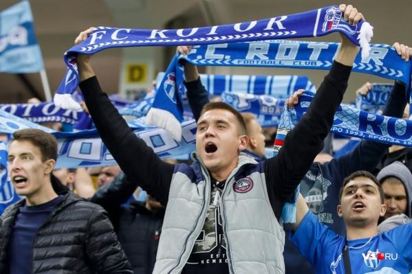 Большой футбол вернулся в Волгоград с большими тратами на него