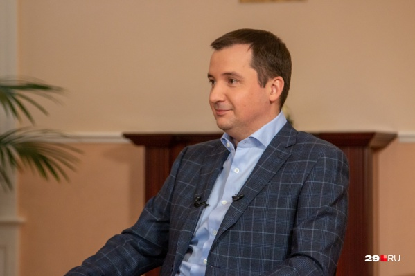 Ранее врио главы региона отвечал на вопросы журналистов