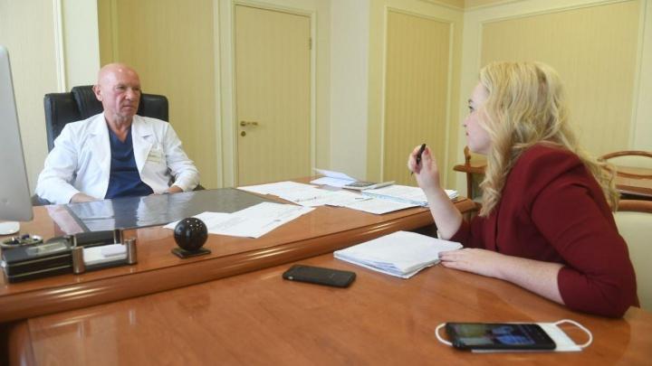 Главный врач ГКБ № 40: после коронавируса увеличится количество онкологических больных