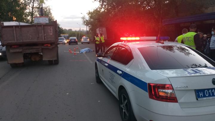 В Дзержинском районе «Газель» насмерть сбила женщину