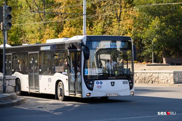 Не все ростовские автобусы могут похвастаться кондиционерами в салонах