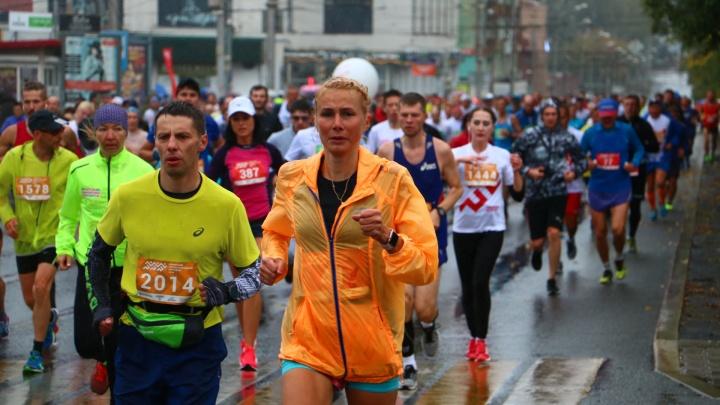 Проверят температуру и выдадут маски: в начале сентября состоится Пермский марафон