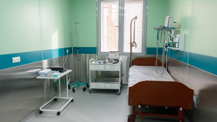 Почти 200 человек госпитализированы. В области озвучили данные о тяжелых случаях коронавируса