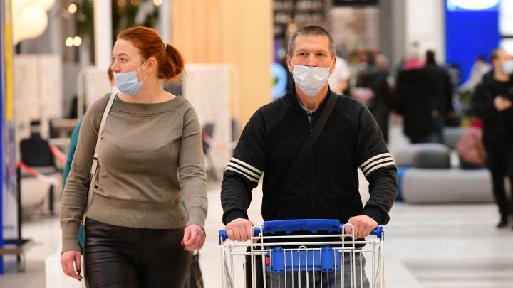 Максимум за все время: в Свердловской области COVID-19 нашли еще у 391 пациента