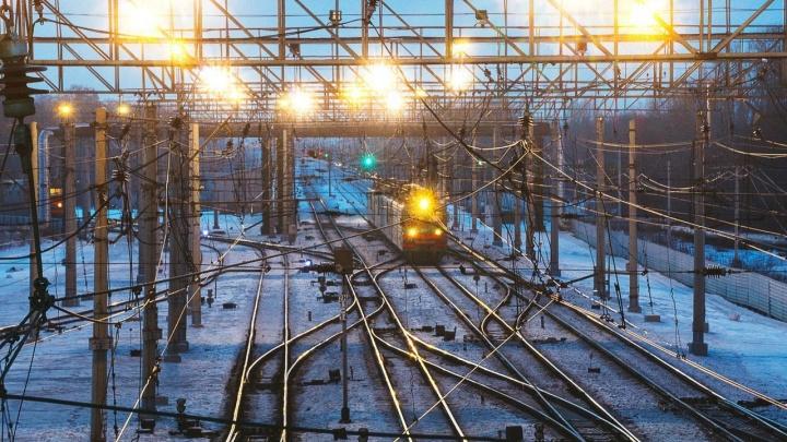 В Омске построят переход через железнодорожные пути с S-образными подходами
