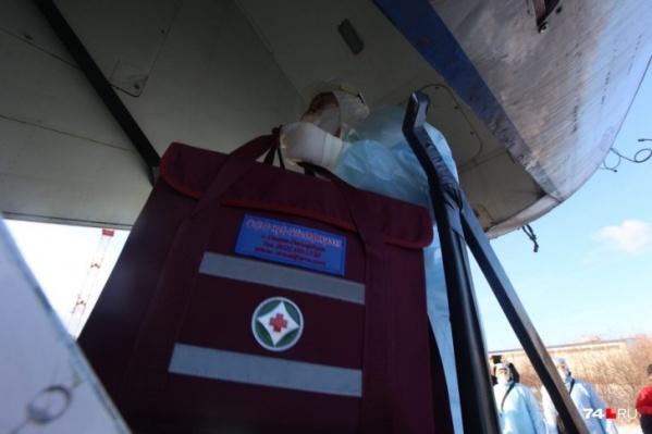 Под наблюдением южноуральских медиков сегодня находится 341 человек