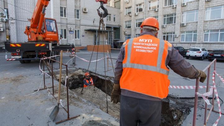«Простым людям тепло нужнее»: в Волгограде без отопления замерзает Арбитражный суд