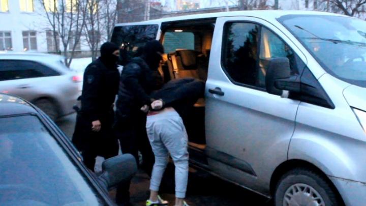 «Понравилась столица Башкирской Республики»: в Уфе задержали грабителей, которые обчищали офисы