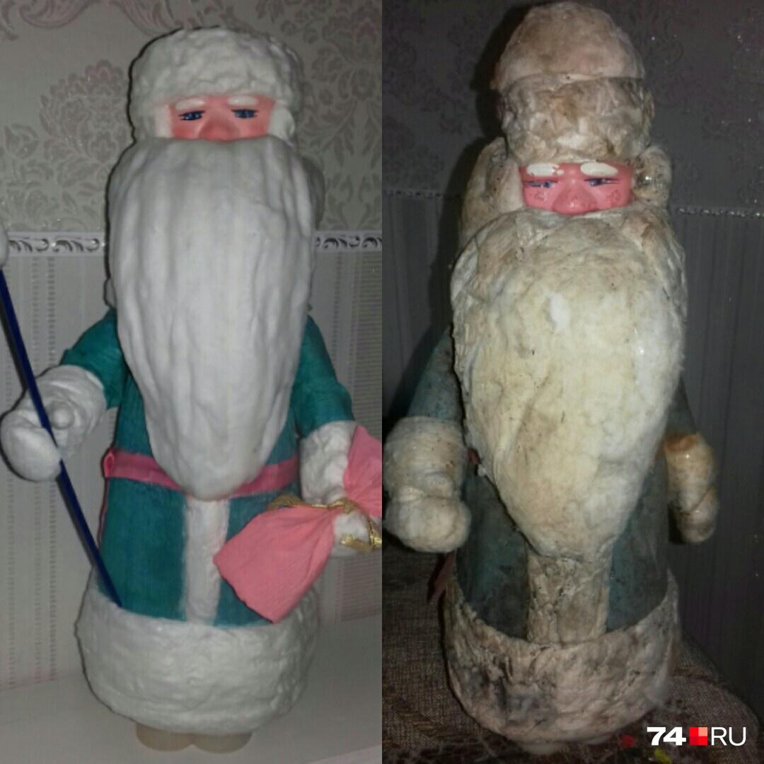 «Еще один дед-мороз готов нести подарки на Новый год» — так Ольга сопроводила это фото