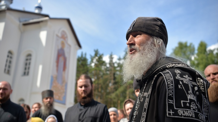 Схиигумен Сергий рассказал, как отбывал срок за убийство, а потом стал священником
