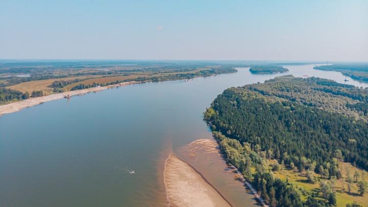 Новосибирский блогер снял на видео путешествие по местным водоёмам — настолько красивыми вы их ещё не видели