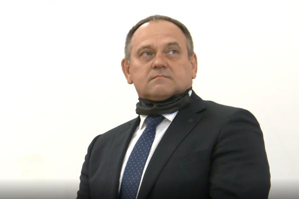 Николая Белякова представили коллективу мэрии на общегородском совещании