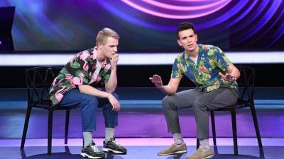 «Прикольно было»: дуэт из Новосибирска снялся для шоу «Comedy Баттл» на ТНТ