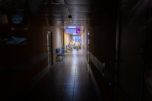 С 23 по 29 ноября от коронавируса умерли 85 человек
