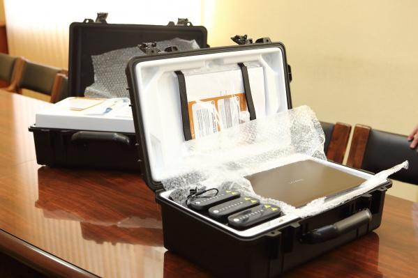 Мобильные ПЦР-лаборатории адаптированы для транспортировки и работы в полевых условиях
