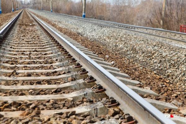 Происшествие заметили на станции в районе Войновки