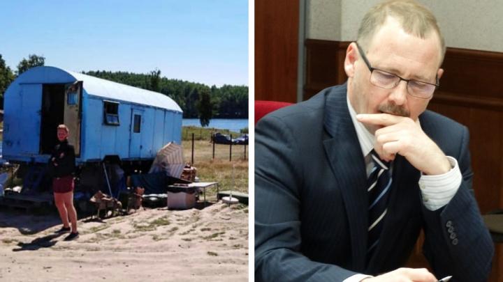 «Шлагбаумы появляются как грибы»: адвокат — о драке отдыхающих с охраной из-за прохода к озеру Таватуй