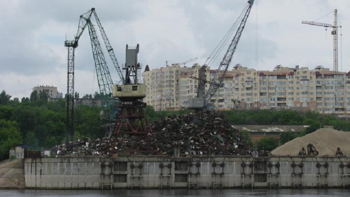Под высотки с офисами или набережную: за 200 млн рублей продают бывший грузовой порт Волгограда