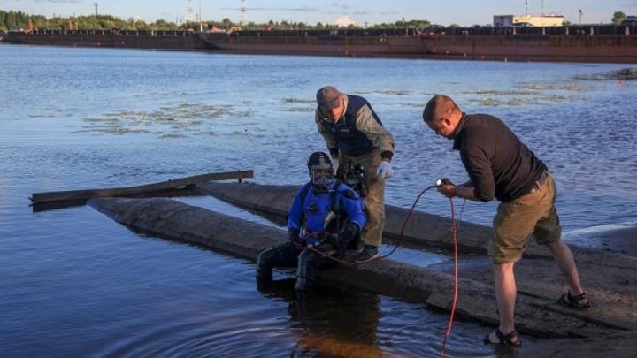 В Архангельске утонул ребёнок. Отдыхающие не заметили, как он уходит под воду
