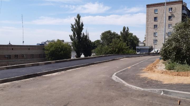 В Волгограде благоустраивают дворы: смотрим список на этот год