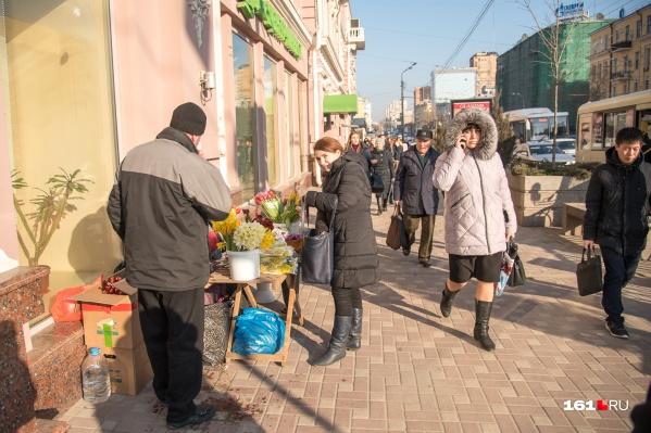 Теплая погода в Ростове пройдет так же быстро, как праздники