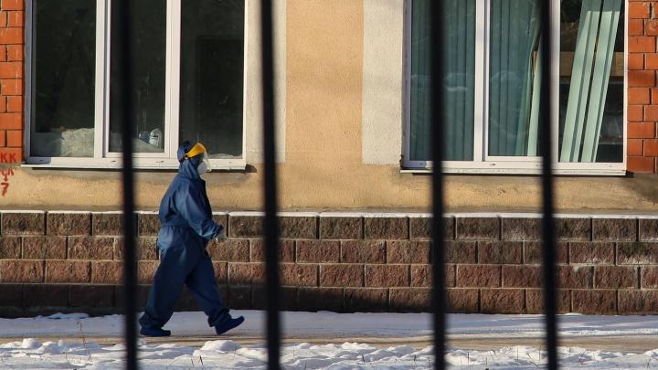 В Башкирии за неделю более тысячи человек заразились COVID-19, погибли 19 больных