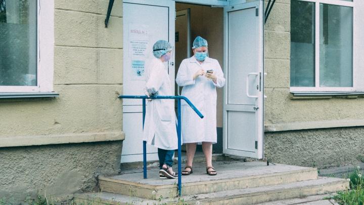 В Омске скончался 73-летний пациент с коронавирусом