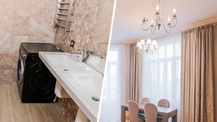 В Ростове продают роскошную квартиру за 41 миллион рублей: оцениваем дизайн