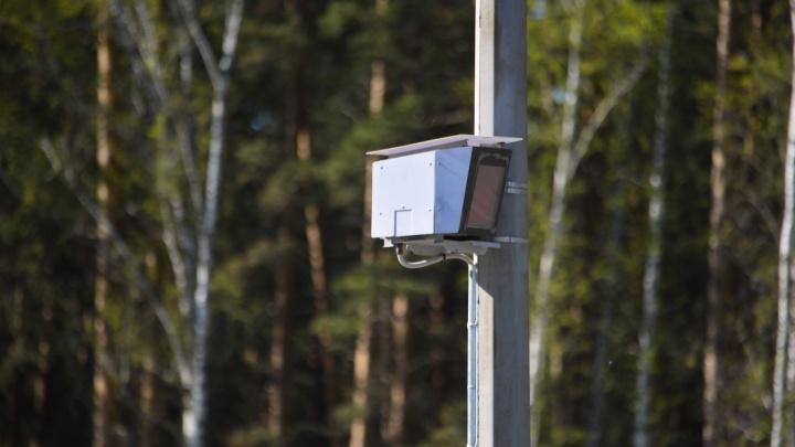 Скоростной въезд на Вторчермет решили завесить хитрыми камерами, которые не видит антирадар